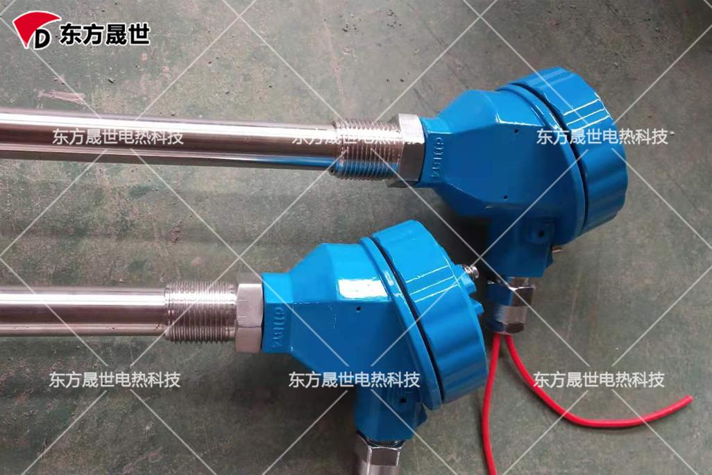 热电偶单端加热管