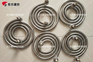 环形不锈钢加热管
