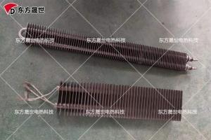 翅片式电加热管